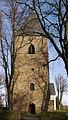 Stift Quernheim Stiftskirche Turm IMGP2402 wp.jpg