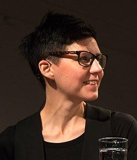 Stina Oscarson Swedish writer