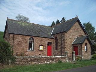 Stockdalewath village in United Kingdom