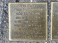 Stolperstein Sima Fouterman 53 rue Clos Orléans Fontenay Bois 1.jpg