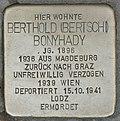 Stolperstein für Berthold Bonyhady (Graz).jpg