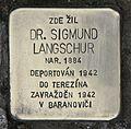 Stolperstein für Sigmund Langschur.JPG