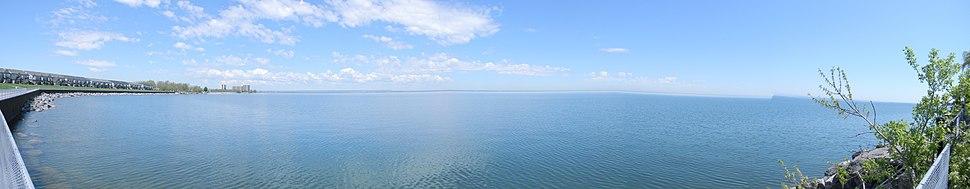 Stoney Creek, Waterfront (Panoramic)
