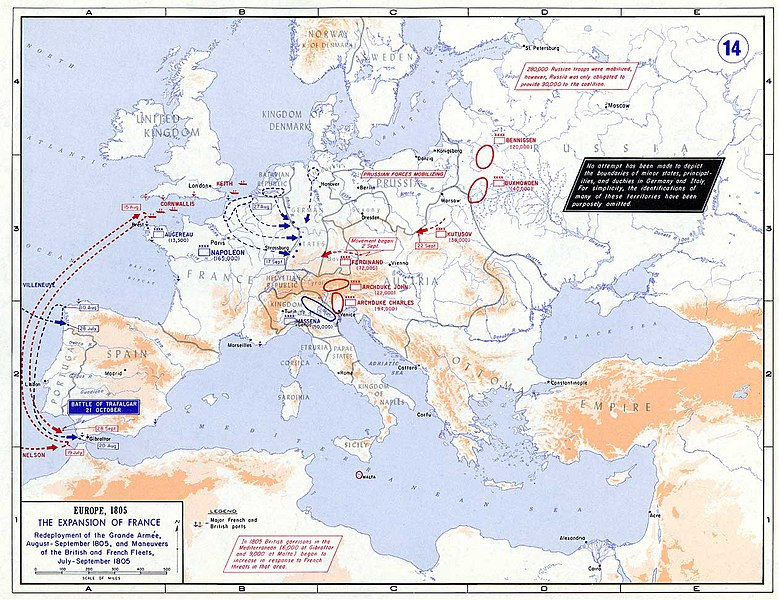 File:Strategic Situation of Europe 1805.jpg