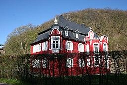 Stromberger Neuhütte, Fabrikantenvilla