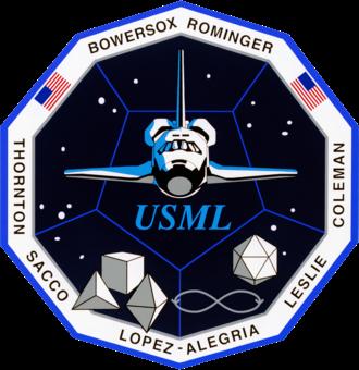 Michael López-Alegría - STS-73