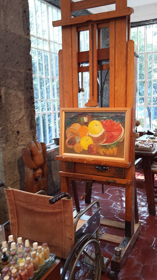 Studio of Frida Kahlo