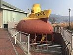 """Submarine """"Shinkai"""" near Yamato Museum 2.jpg"""
