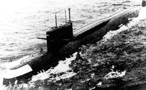 Yankee-class submarine - Yankee I-class submarine