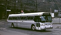 Suburban-type GM New Look bus - Pittsburgh, 1984.jpg