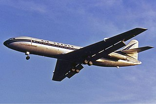 Sud Aviation Caravelle Twin-jet narrow-body airliner produced 1958-1972