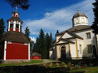 Sulkava Municipality in Southern Savonia, Finland