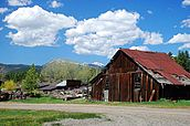 Sumpter Barn (Baker County, Oregon scenic images) (bakDA0084).jpg