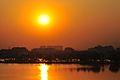 Sunset - Kolkata 2011-11-25 7356.JPG