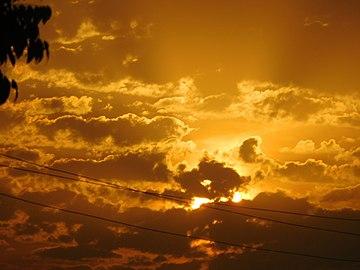 Sunset in Birendranagar.jpg
