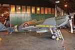 Supermarine Spitfire LF.Vc 'AR501' (G-AWII) (30186982437).jpg