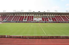 National Stadium...
