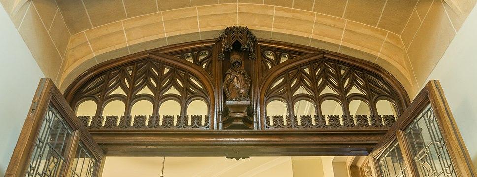 Supreme Court of the United Kingdom - Doorway detail.jpg