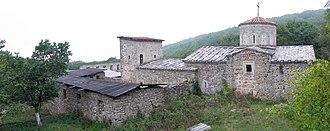 Armenians in Ukraine - Ruins of the Surb Khach Armenian Monastery, Ukraine