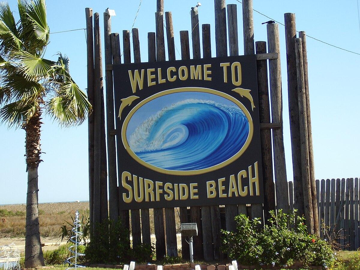 Surfside Beach Texas Wikipedia
