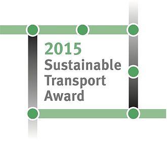 Sustainable Transport Award - Sustainable Transport Award logo