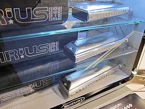 Suzuki Musical Instrument Corporation - Suzuku Sirius