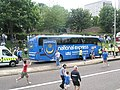 Swish coach that took the Pompey players to and from Wembley - geograph.org.uk - 807256.jpg