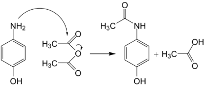 Synthesis of paracetamol.png