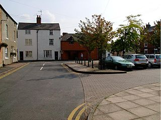 Syston a town in Charnwood, United Kindom