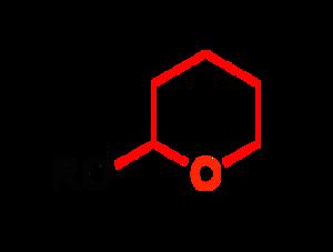 Tetrahydropyran - Image: THP Ether