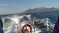 File:Table Bay, Trip to Robben Island by Ferry.webm