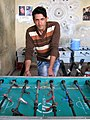 Table Football Club - west suburb of Nishapur near Shatita Mosque 05.JPG