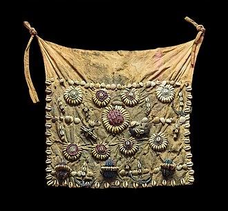 "Fon people - ""Amazon King Apron"", Dahomey : the nineteenth century"