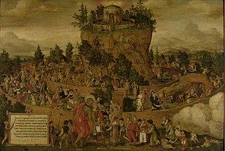 Tabula Cebetis (The Tabula of Cebes or The Journey of Human Life)