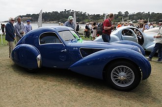 Talbot-Lago - 1939 Talbot-Lago T-150 CSS. Body by Carrosserie Marcel Pourtout, designer Georges Paulin