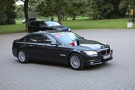 BMW 7 Series (F03)