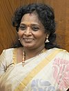 "Tamilisai Soundararajan with her book ""Suvai Migu Theneer Thuligal"".jpg"