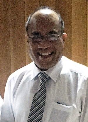 President of Kiribati - Image: Taneti Mamau