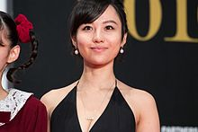 "Tanimura Nana from ""The Brand New Legend Of The Stardust Brothers"" at Opening Ceremony of the Tokyo International Film Festival 2016 (33486522172).jpg"