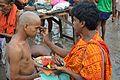 Tarpan - Jagannath Ghat - Kolkata 2012-10-15 0593.JPG