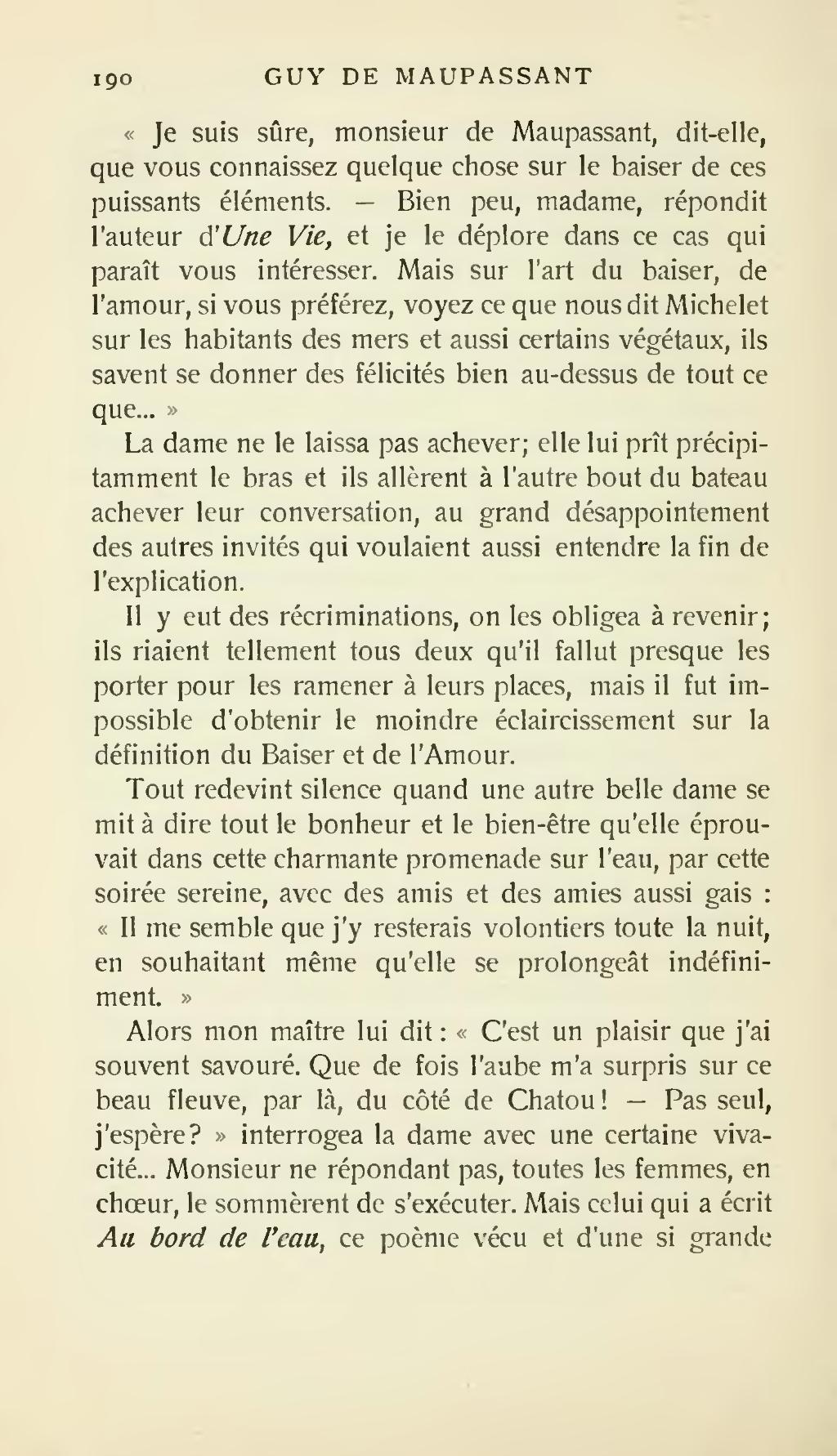 Pagetassart Souvenirs Sur Guy De Maupassant 1911djvu