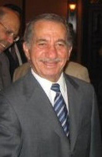 President of Cyprus - Image: Tassos Papadopoulos