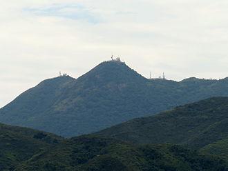 Tate's Cairn - Image: Tate's Cairn (Hong Kong)