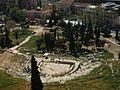 Teatre de Dionís des de l'Acròpoli, Atenes.JPG