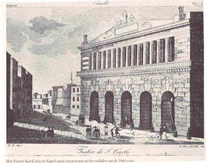 Filippo Coletti -  Teatro San Carlo Naples