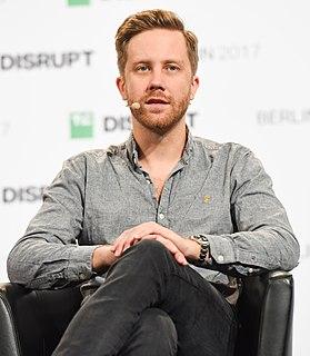 Tom Blomfield British entrepreneur