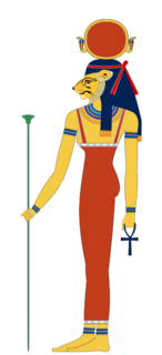 Tefnut Ancient Egyptian goddess