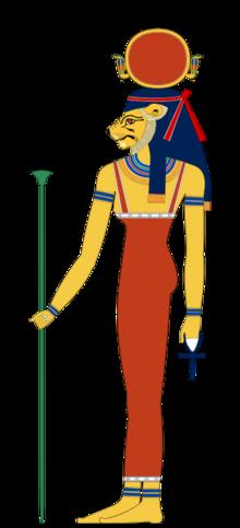 Tefnut - Wikipedia