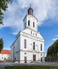 Telšiai Cathedral Exterior, Telšiai, Lithuania - Diliff.jpg