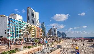 Tel Aviv Promenade - Tel Aviv promenade